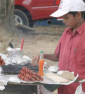 Sancionan a vendedores por mala manipulaci n de alimentos - Carne manipulacion de alimentos ...